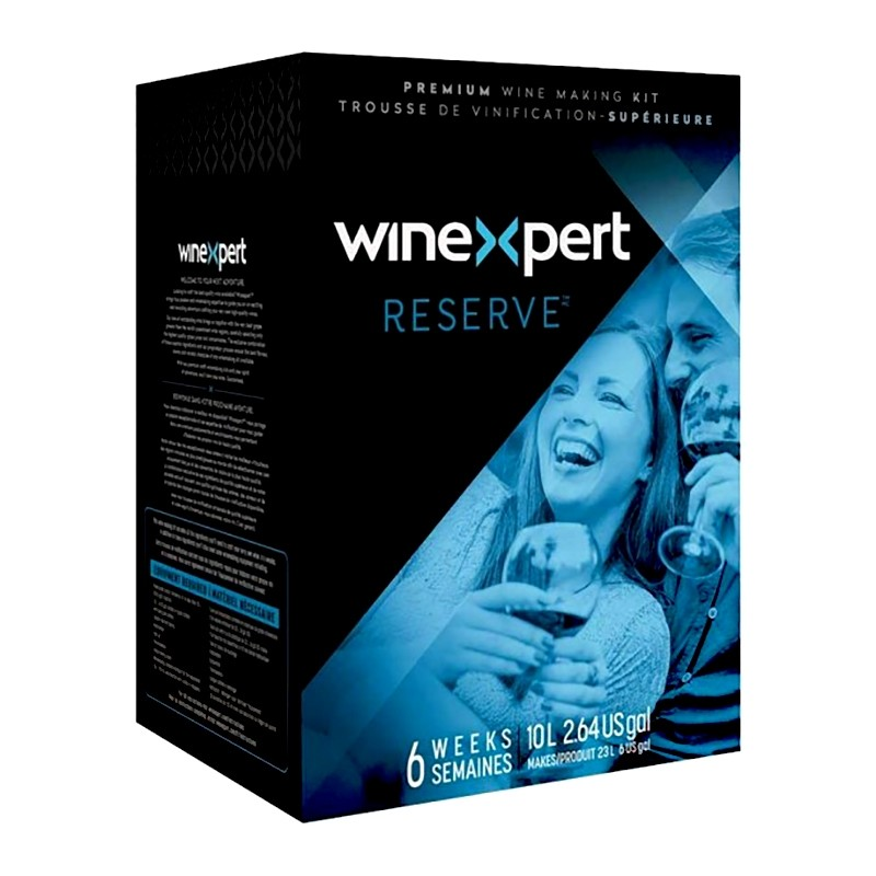 Winexpert Reserve Argentinian Malbec - 30 Bottle