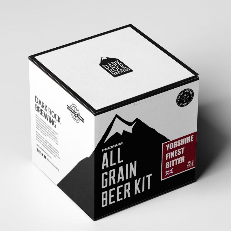 Dark Rock Yorkshire Finest Bitter - All Grain
