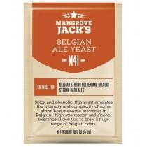 Mangrove Jack's Yeast - M41 Belgian Ale