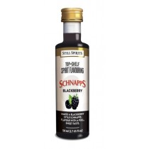 Top Shelf Blackberry Schnapps Flavouring