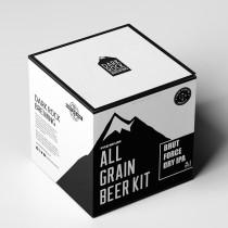 Dark Rock Brut Force Dry IPA - All Grain