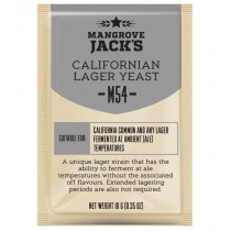 Mangrove Jacks M54 Californian Lager Yeast