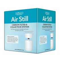 Air Still Collector System with Carbon Filter