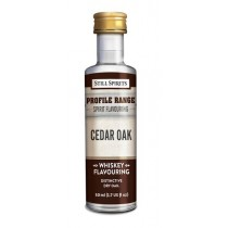 Whiskey Profile Range Cedar Oak Flavouring
