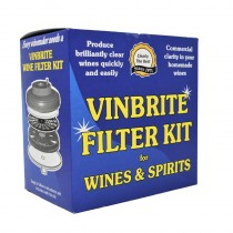 Vinbrite Mk3 Wine Filter Kit