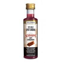 Top Shelf Hot Cinnamon Schnapps Flavouring