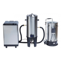 Grainfather Connect, Conical Fermenter & Glycol Chiller Bundle