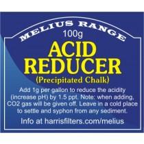 100g Acid Reducer - Precipitated Chalk (Melius Range)