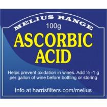 100g Ascorbic Acid (Melius Range)