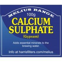 100g Calcium Sulphate  - Gypsum (Melius Range)
