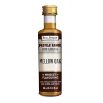 Whiskey Profile Range Mellow Oak Flavouring