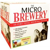 Micro Brewery Starter Kit - Amber Ale