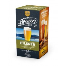 New Zealand Brewers Series - Pilsner