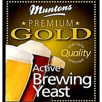 Muntons Premium Gold Brewing Yeast