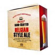 Muntons Hand-Crafted Belgian Style Ale