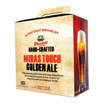 Muntons Hand-Crafted Midas Touch Golden Ale