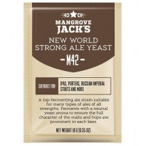 Mangrove Jack's Yeast - M42 New World Strong Ale