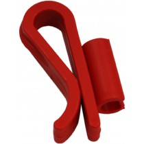 Red Bucket Clip