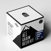 Dark Rock Shamrock Oatmeal Stout - All Grain