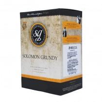 Solomon Grundy 5g Gold Merlot Style