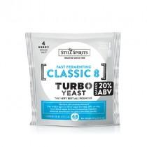 Classic 8 Yeast