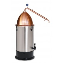 T500 Alembic Dome and Condenser