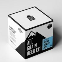 Dark Rock West Coast APA (Low Alcohol) - All Grain
