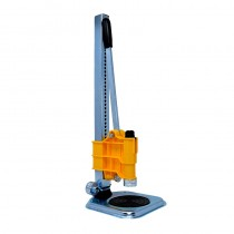 Bench Crown Capping Machine - Yellow