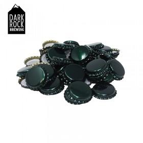 50 Crown Caps - Green