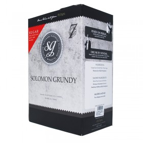 Solomon Grundy Platinum Cabernet Sauvignon - 5 Gallon