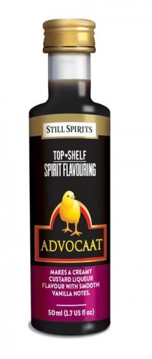 Top Shelf Advocaat Flavouring