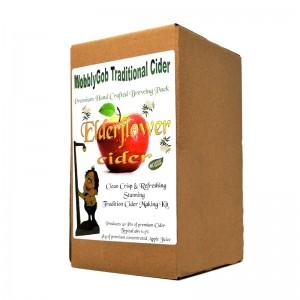 WobblyGob Elderflower Cider