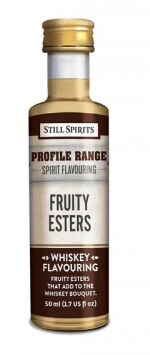 Whiskey Profile Range Fruity Esters Flavouring