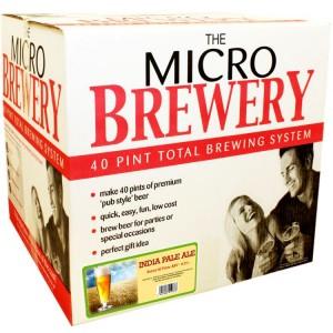 Micro Brewery Starter Kit - IPA