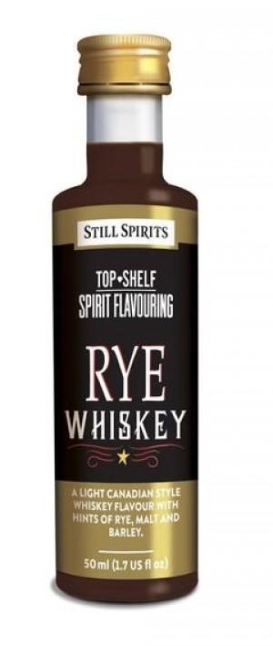Top Shelf Rye Whiskey Flavouring