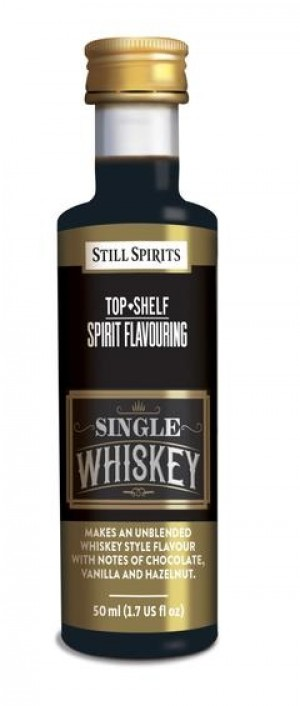Top Shelf Single Whiskey Flavouring