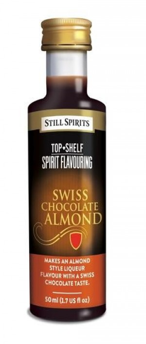 Top Shelf Swiss Chocolate Almond Flavouring