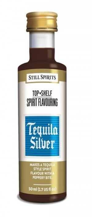 Top Shelf Tequila Silver Flavouring