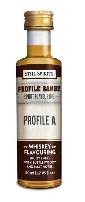 Whiskey Profile Range Profile A Flavouring