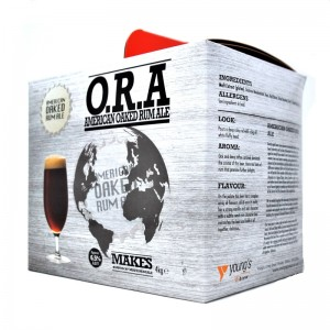 Youngs ORA (American Oaked Rum Ale)