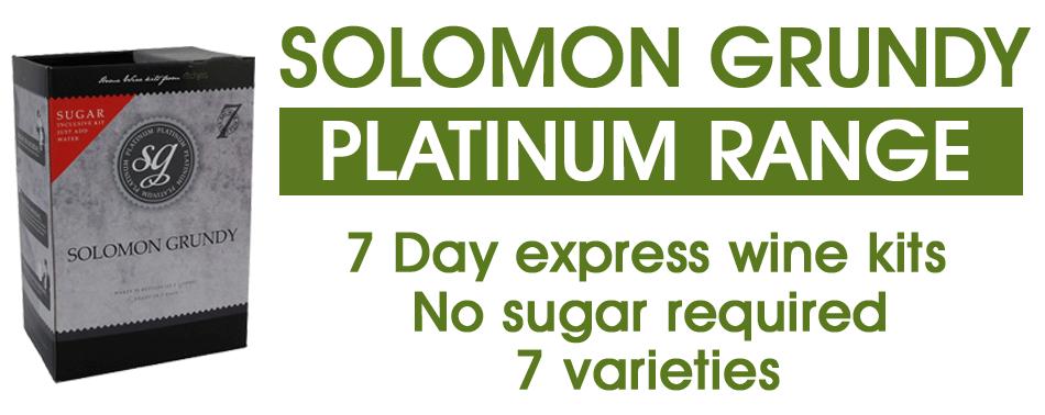 Solomon Grundy Platinum