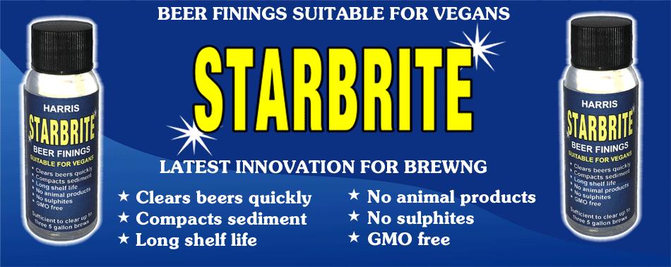Starbrite Beer Finings