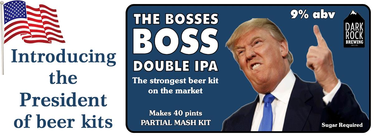 The Bosses Boss Double IPA