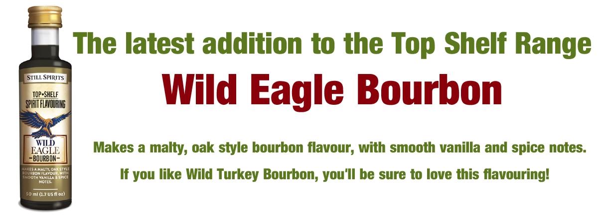 Wild Eagle Bourbon