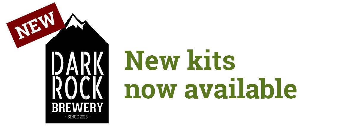 New Dark Rock Kits now in